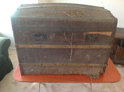 Vintage Chest Rustic Farmhouse Shabby Chic Collection From Brighton