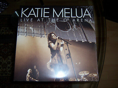 Katie Melua ‎– Vinyl LP Live At The O2 - 2009 - Neu ungeöffnet