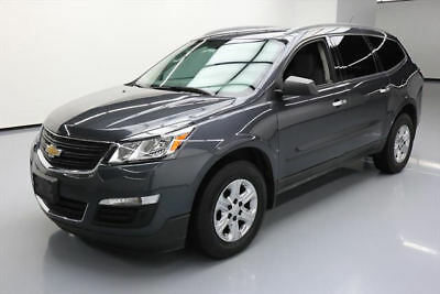 2014 Chevrolet Traverse LS Sport Utility 4-Door 2014 CHEVY TRAVERSE LS 8-PASS REAR CAM MYLINK 53K MILES #210490 Texas Direct