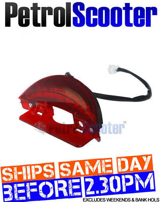 Rear Brake TAIL LIGHT Baotian 50cc QT9 Pulse Scout QT-9 Lamp Chinese Scooter 4T