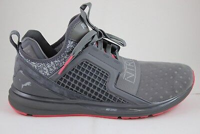 252f1f6d64b Puma Men s STAPLE Ignite Limitless 36320202 High Rise-Glacier Gray New In  Box