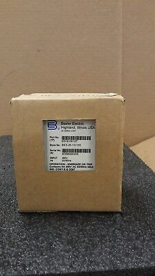 BASLER Electric Model BE3-25 BE3-25-1D1N5 Synchronizing Check Relay