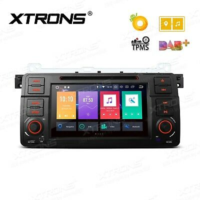 """7"""" Android 8.0 Octa-Core 32GB ROM + 4G RAM Multimedia BMW E46 / ROVER 75 / MG ZT"""