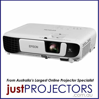 Epson EB-W42 HD Projector from Just Projectors Australia. New with 2yr wrnty