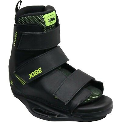 Jobe Host Velcro Mens Wakeboard Boots Bindings Pair Size 8-14