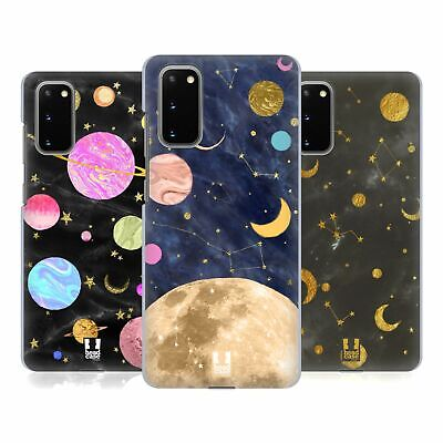 Head Case Designs Marble Galaxy Hard Back Case For Samsung Phones 1