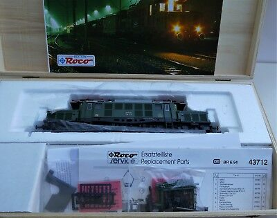 Roco 43712 Museum Edition Br Electric Engine, Very Nice Model Rare