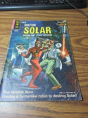1963 Doctor Solar Man of the Atom #6