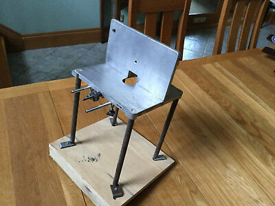 Router table a basic table by Trend