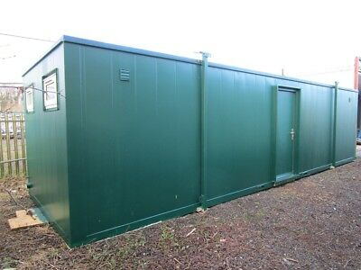 Portable Toilet and Shower Block| Campsite Toilet and Shower Block With DDA LOO