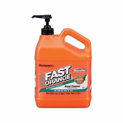 6206379 Fast Orange Smooth Lotion Hand Cleaner, 1-gal