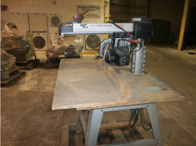 """Used 10"""" Radial Arm Saw"""