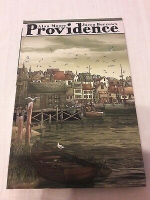 """Alan Moore """"providence"""" Nuovo"""