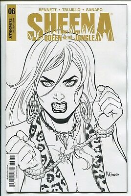 Sheena Queen of the Jungle Special Cover B