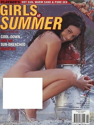 Playboy's Girls of Summer 2001 Cool-down with our sun-dreched beauties