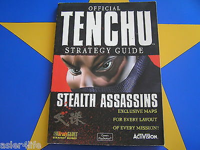 Tenchu Stealth Assassins - Strategy Guide