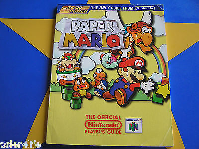 Paper Mario - Strategy Guide