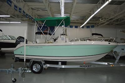 2008 Cobia 194 Cernter Console, 19Ft, Yamaha F115Hp 36 Hours, Aluminum Trailer