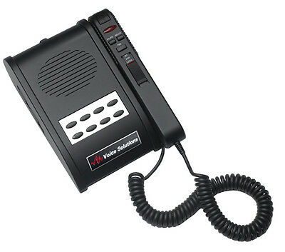 Digital Voice Input Station (VIS200BC) W/Barcode Microphone & Dictation Software