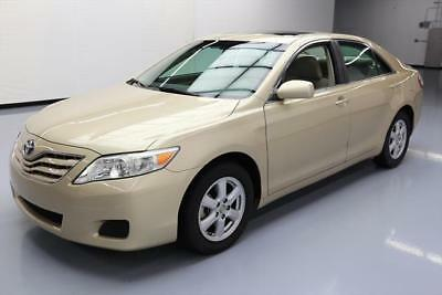 2010 Toyota Camry  2010 TOYOTA CAMRY LE AUTOMATIC SUNROOF ALLOY WHEELS 22K #050263 Texas Direct