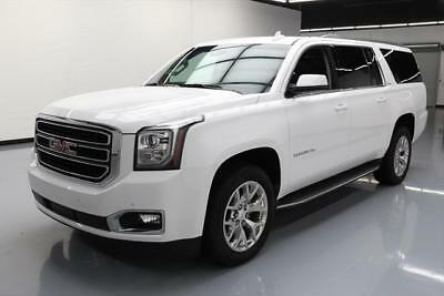 2015 GMC Yukon SLE Sport Utility 4-Door 2015 GMC YUKON XL 4X4 8-PASS LEATHER REAR CAM 20'S 31K #746205 Texas Direct Auto