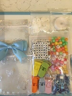 Rainbow 🌈 Dummy Making Starter kit with step by step instructions