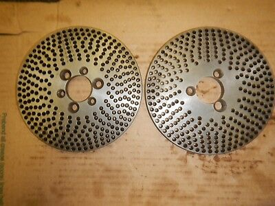 Index Plates For A Dividing Head Or Rotary Table