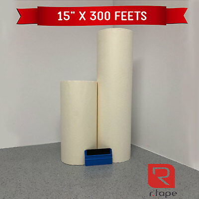 """15"""" X 300 Ft Application Transfer Tape for Vinyl Signs, Craft, Banners"""