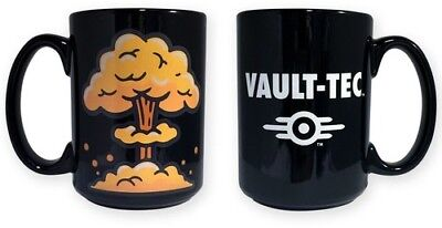 Fallout Heat Changing Mug