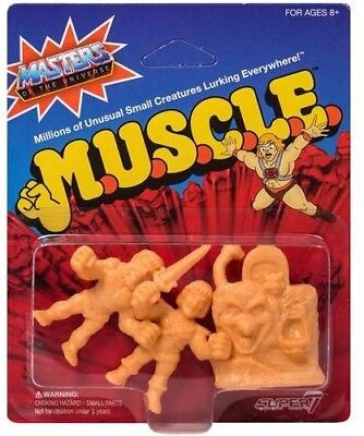 Super7 - M.U.S.C.L.E. - Masters of the Universe Wave 3 MUSCLE 3-Pack - Pack C