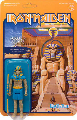 Super7 - ReAction - Iron Maiden - ReAction Figure - Powerslave
