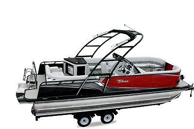 New  24 Ft Tahoe LTZ with 225 and trailer