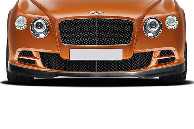 12-15 Bentley Continental GT AF-1 Aero Function Front Bumper Lip Body Kit 113735
