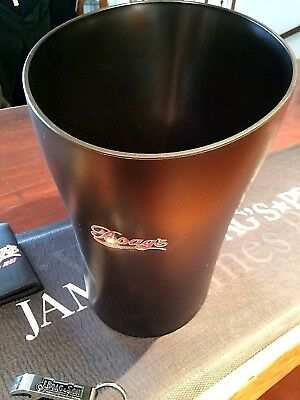 JAMES BOAG'S Ice Bucket BRAND NEW Boags (Polypropylene) Black