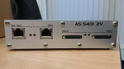 GME SimSwitch AS5401/2V sync with antenne
