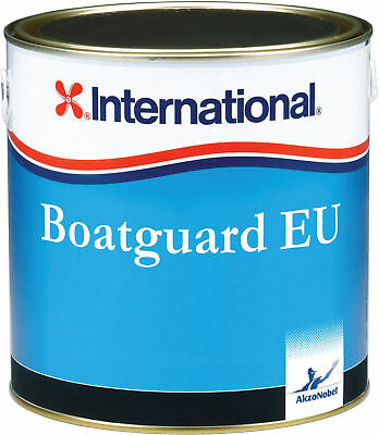 25,33€/L International Boatguard EU polierendes Antifouling // 750ml schwarz