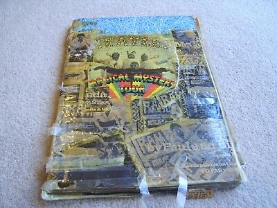 Circa 1971 Scrapbook relating to The Beatles / Paul McCratney / John Lennon etc