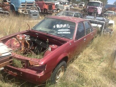 V8. Roller Vh 1982 Commodore Project Check The Tags Vb Vc Sle