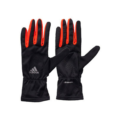 Adidas Pro Climawarm Running Gloves Windproof Warm Light M New Rrp £22