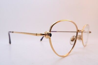 Vintage Boucheron NOS eyeglasses frames Mod 210-04 Size 53-18 made in France