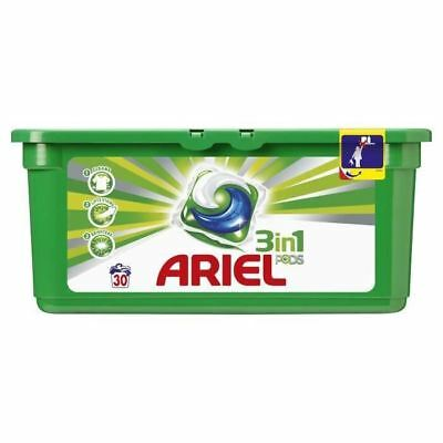 Ariel 3-En-1 Pods Regular - 38 PODS