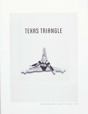 Alec Soth - Texas Triangle (LBM Dispatch 6) New With Rubbings