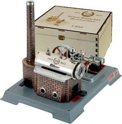 Wilesco D10 100th Anniversary Edition Steam Engine W00010/100
