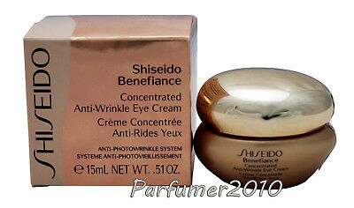 336,00 € /100ml Shiseido Benefiance Concentrated Anti_Wrinkle Eye Cream 15ml