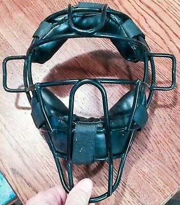 baseball umpire mask