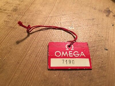 Vintage Takt Label - Label of Watch - Watch Tag - Omega - Watch Watch Montre