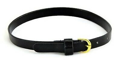 Black Belt with Buckle for 18 inch American Girl Doll Clothes Accessories