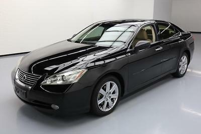2009 Lexus ES 350 Base Sedan 4-Door 2009 LEXUS ES350 CLIMATE SEATS SUNROOF NAV REAR CAM 92K #305110 Texas Direct