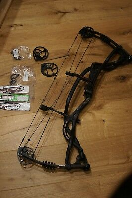 Hoyt Carbon Element Compoundbogen Bogensport Archery