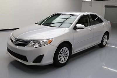2013 Toyota Camry  2013 TOYOTA CAMRY LE SEDAN CRUISE CTRL BLUETOOTH 54K MI #307362 Texas Direct